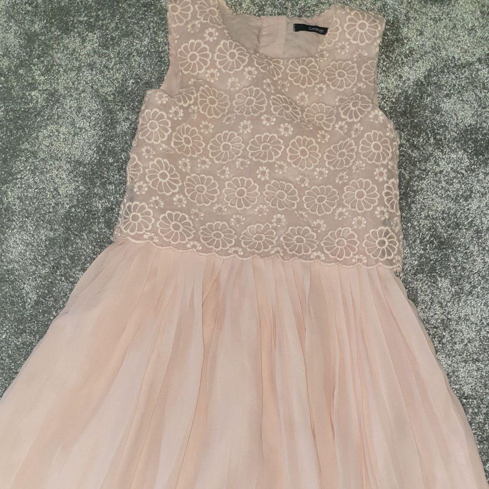 Girls lace dress , size 8/9