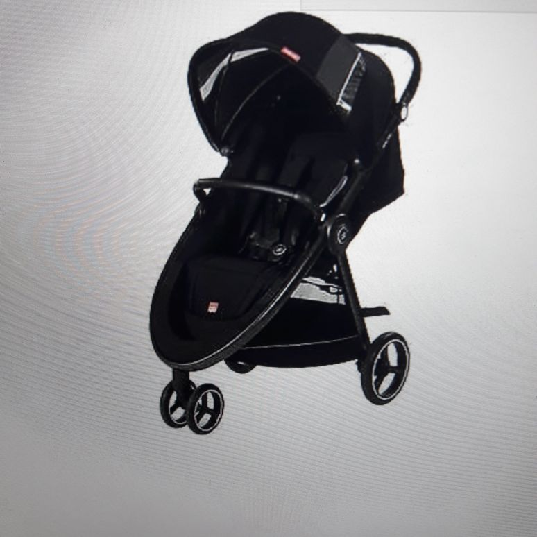 GB biris Air 3 three wheel baby stroller