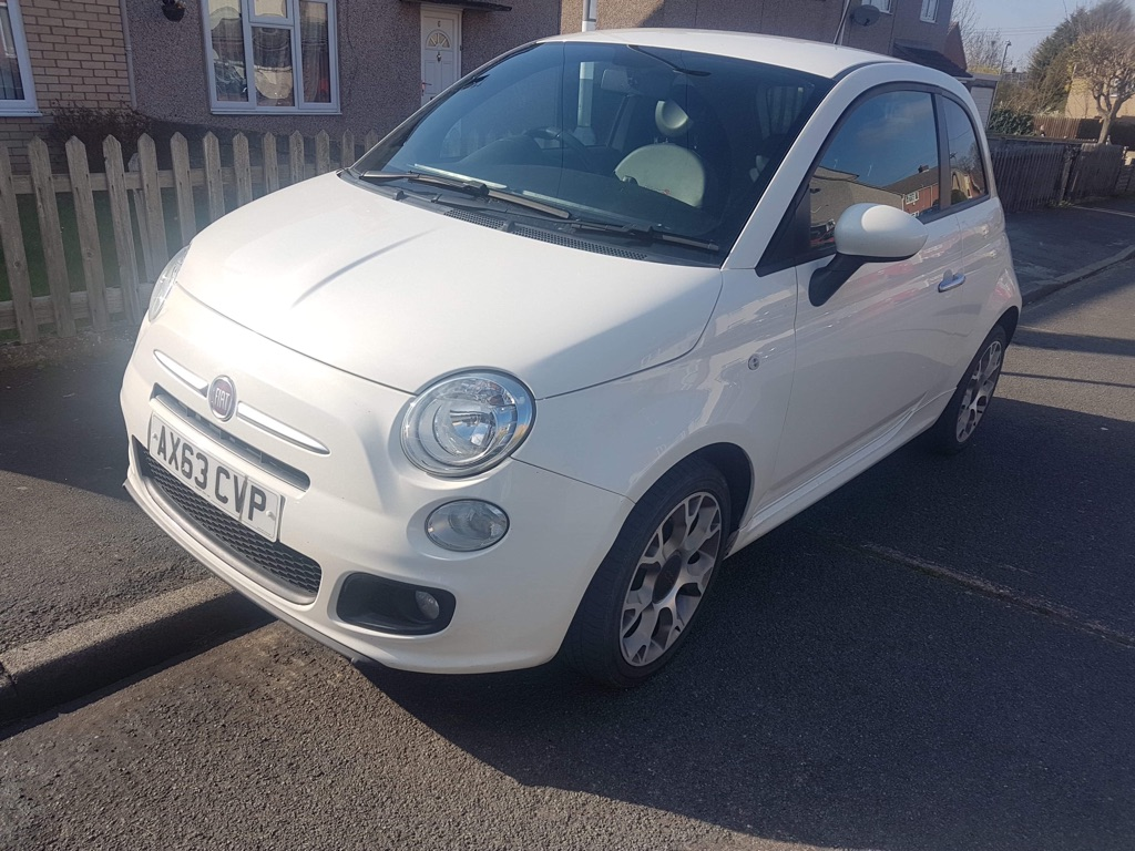Fiat 500 ONLY 33k Miles