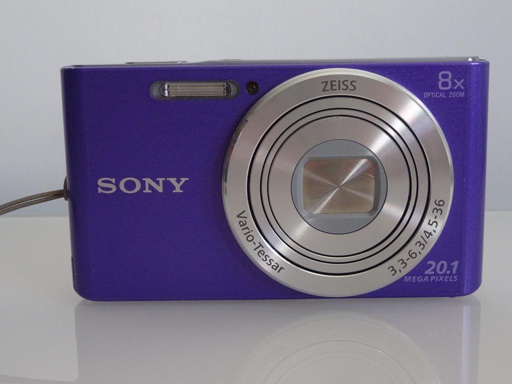 Sony DSC-W830 20.1 mp camera £40 ono