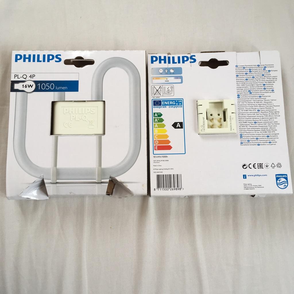 Brand new Philips bulbs