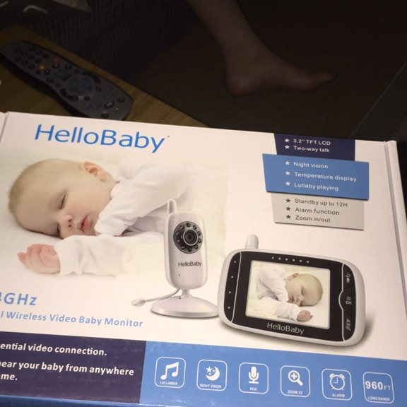 Hello Baby Baby Monitors