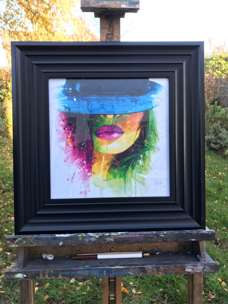 Framed prints by Patrice Murciano