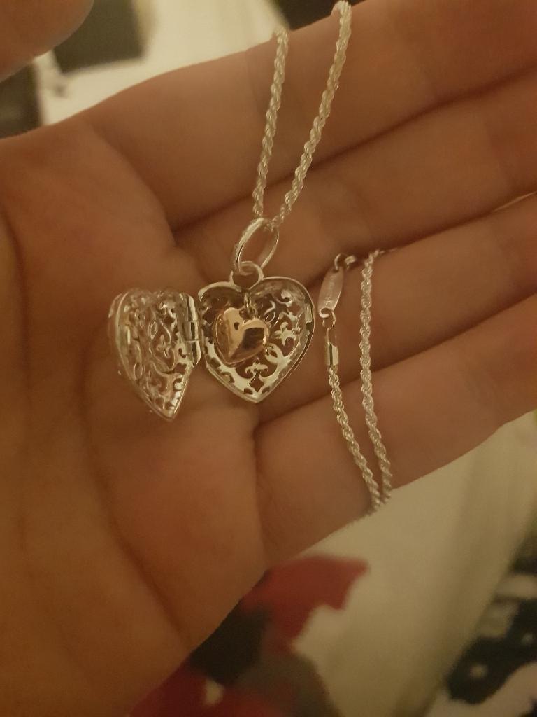 Silver Thomas Sabo Necklace