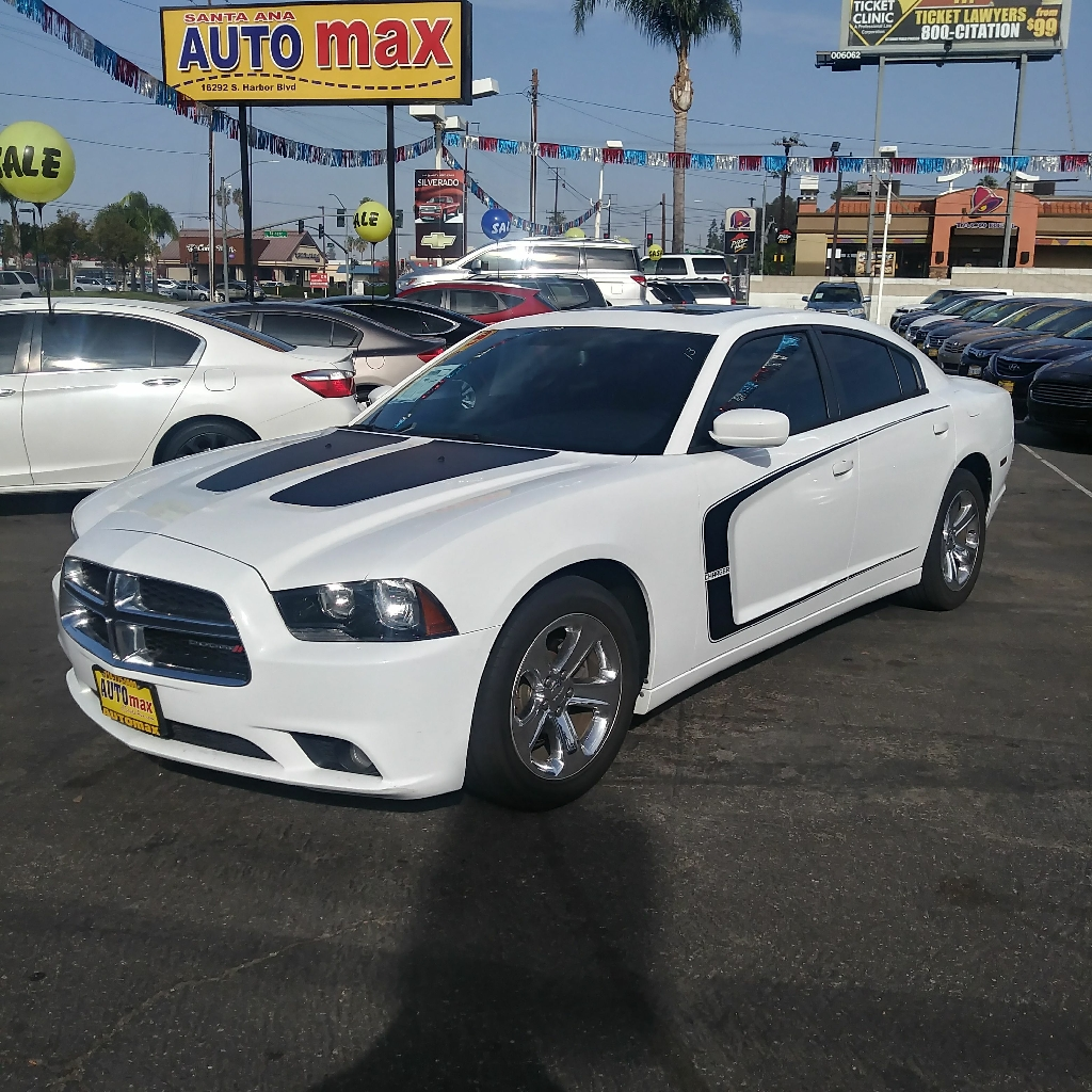 2013 Dodge Charger STX Low Mileage