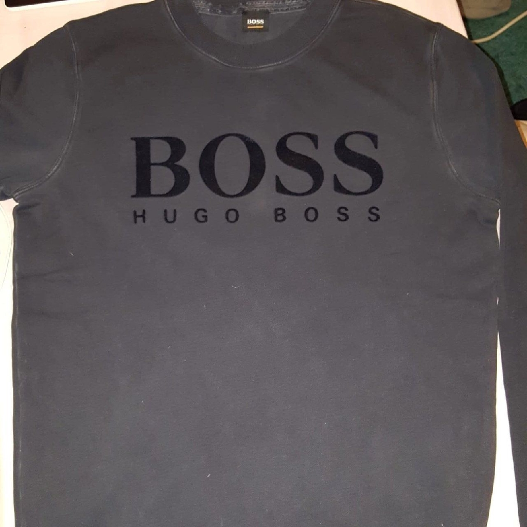 Hugo boss jumoer