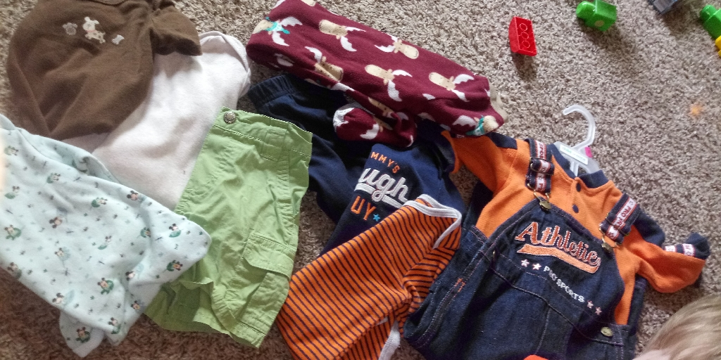 Boys infant lot