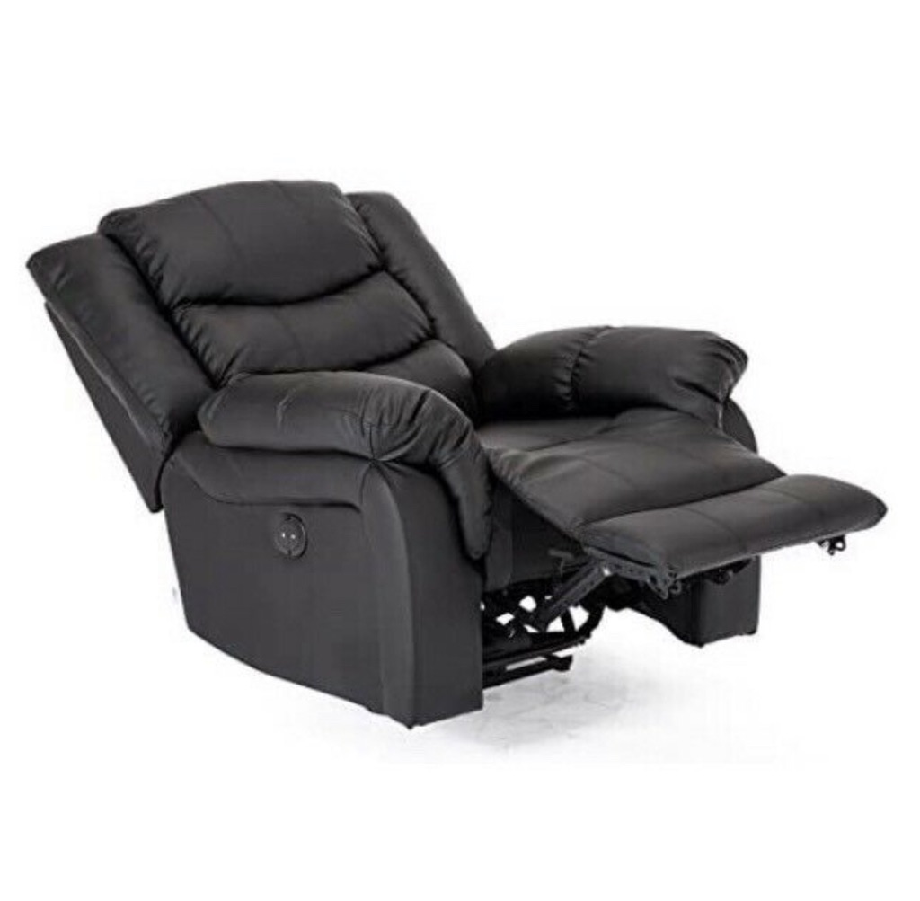 Electronic Recliner Armchair