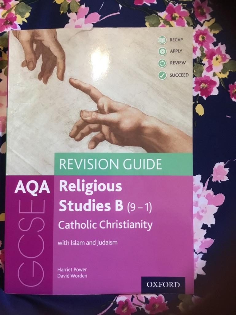 AQA GCSE Religious Studies revision guide