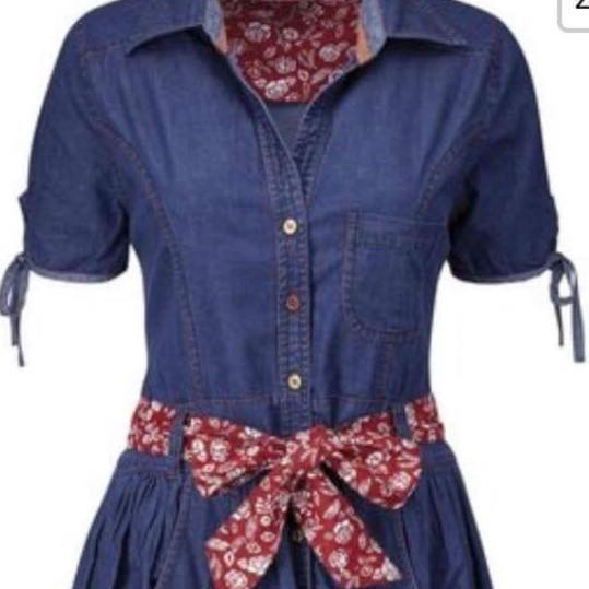 Joe brown denim dress