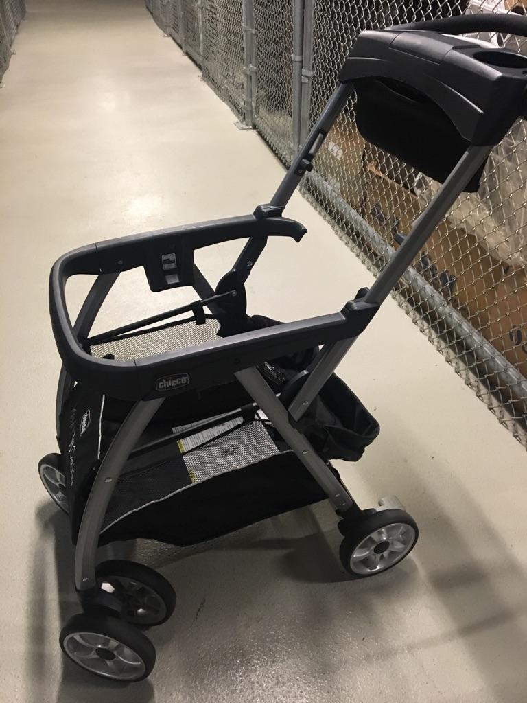 Chicco keyfit caddy stroller