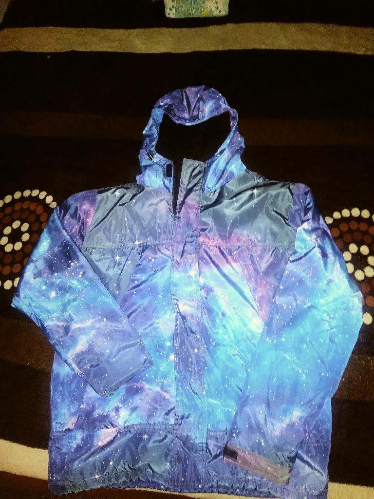 Men's Galaxy Print Jacket