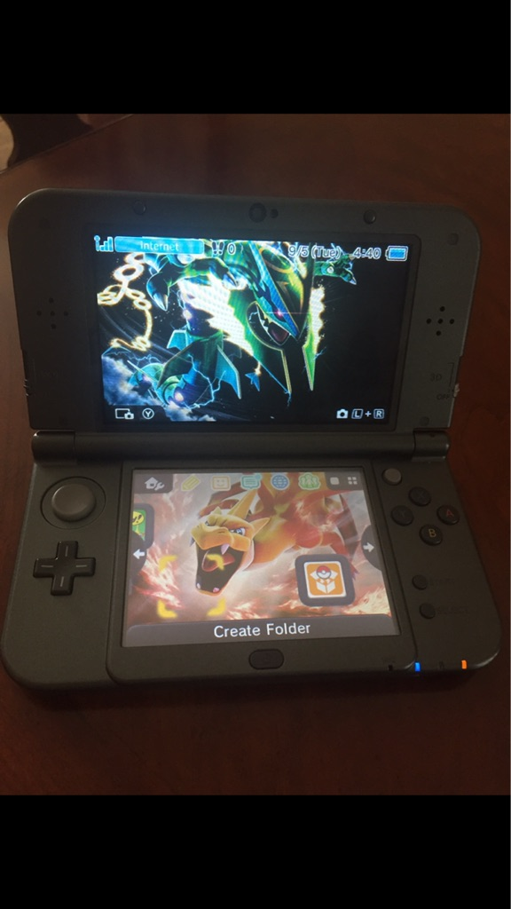 3DS XL new version