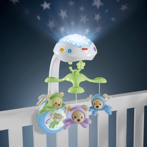 Fisher-price butterfly dreams mobile