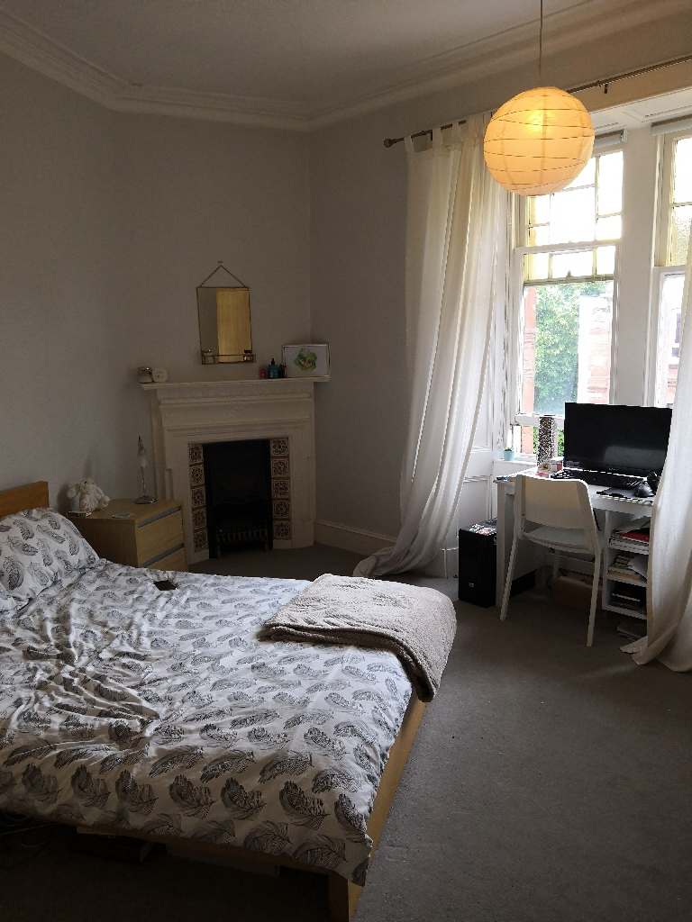 1 Bedroom in Shared Flat to Let