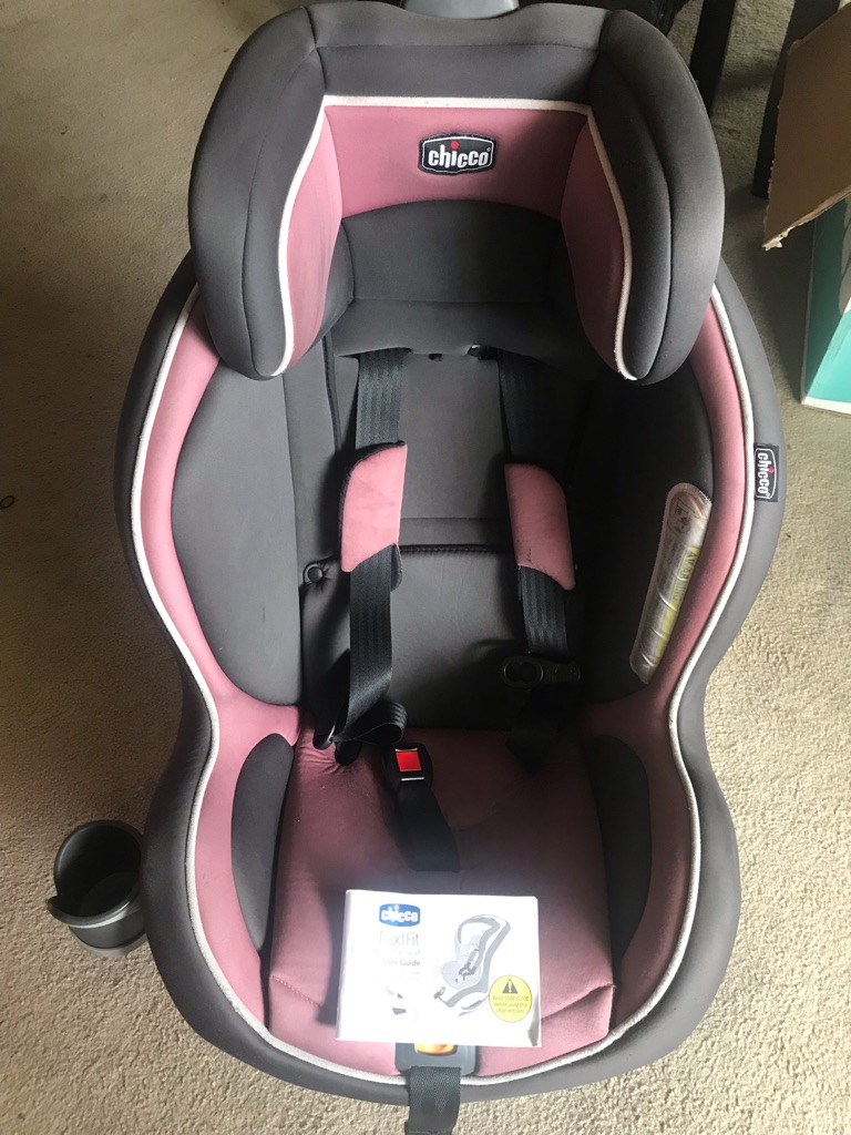 Chicco NextFit Convertible Car Seat - $100