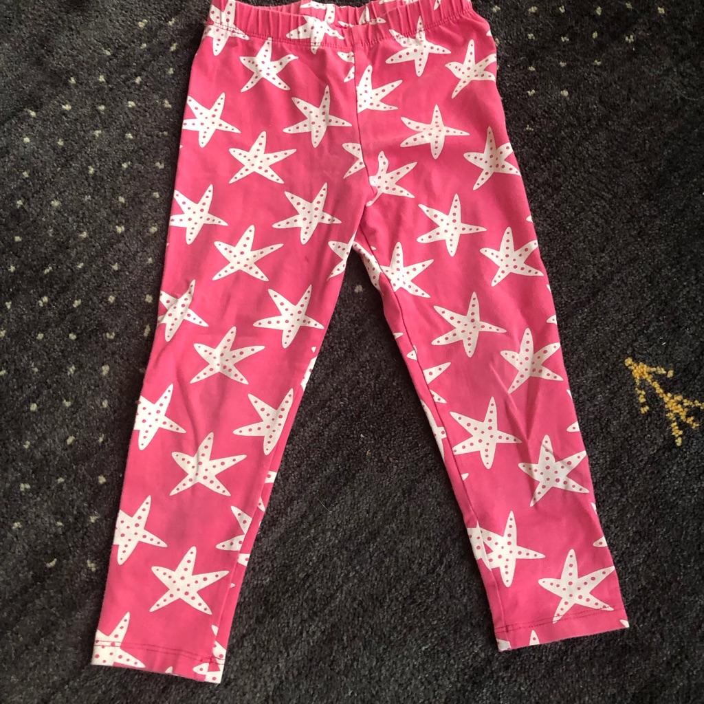 Frugi childs leggings girls 4-5