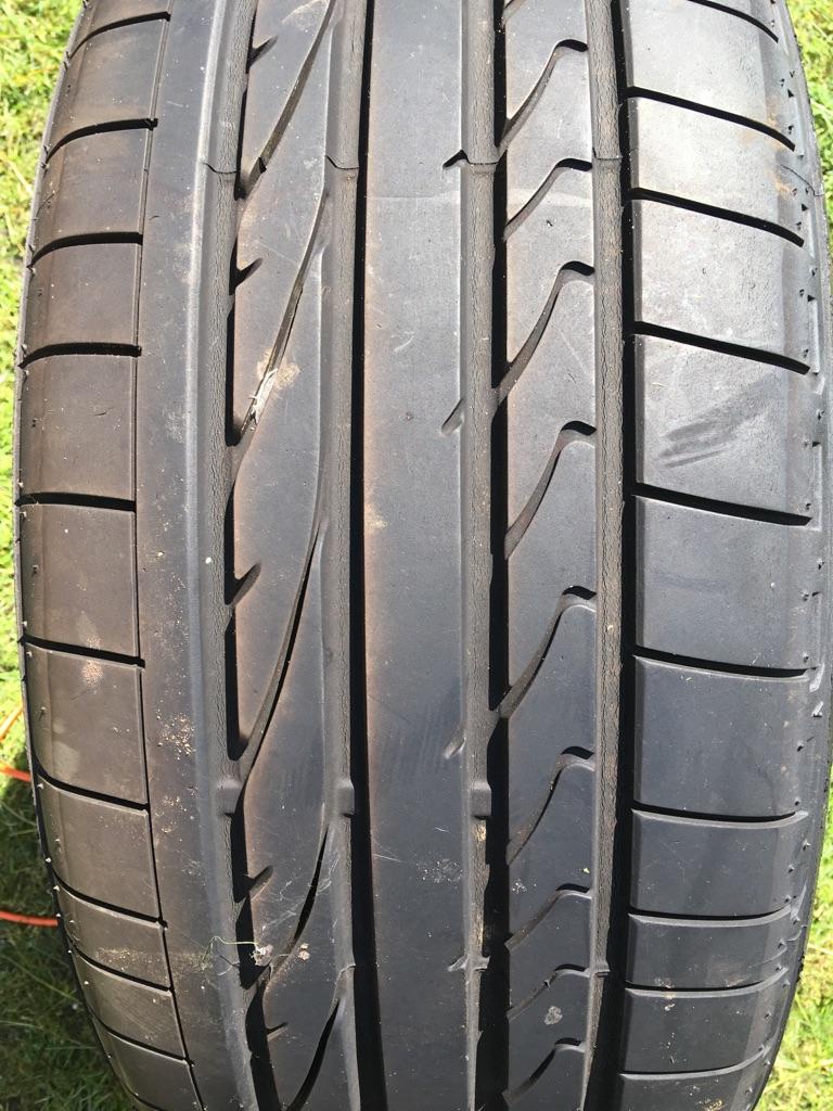 Bridgestone Dueler HP Sport 255/45 R20 101w tyre