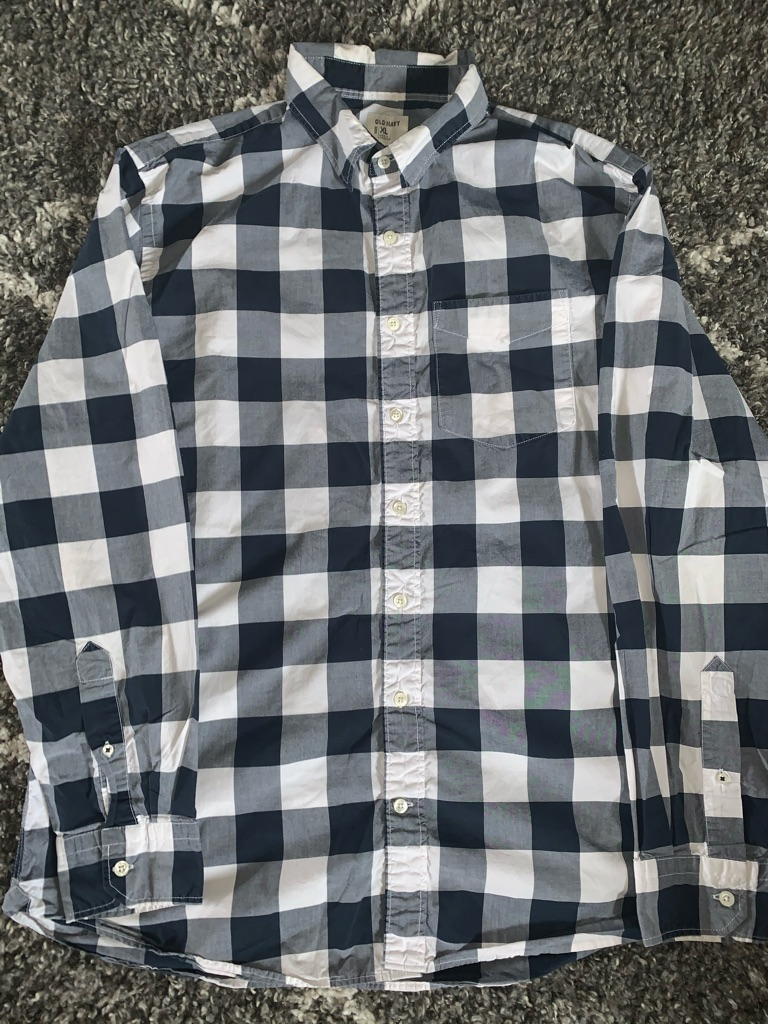 Old Navy Men's X Large Shirt