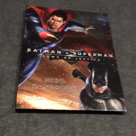 Batman and superman dawn of justice