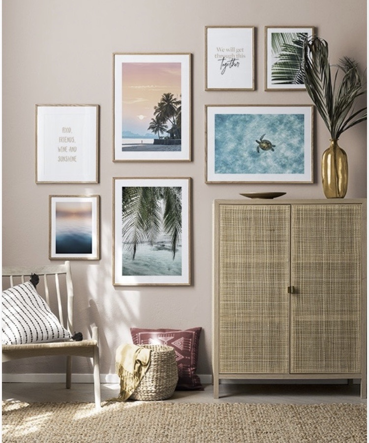 Great value wall art prints at amazing prices ✨Summer saves