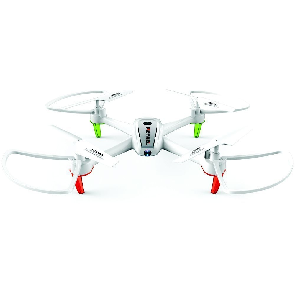 Petrel Helicute High Performance Quadcopter with 720p/1280 HD camera and Wi-Fi