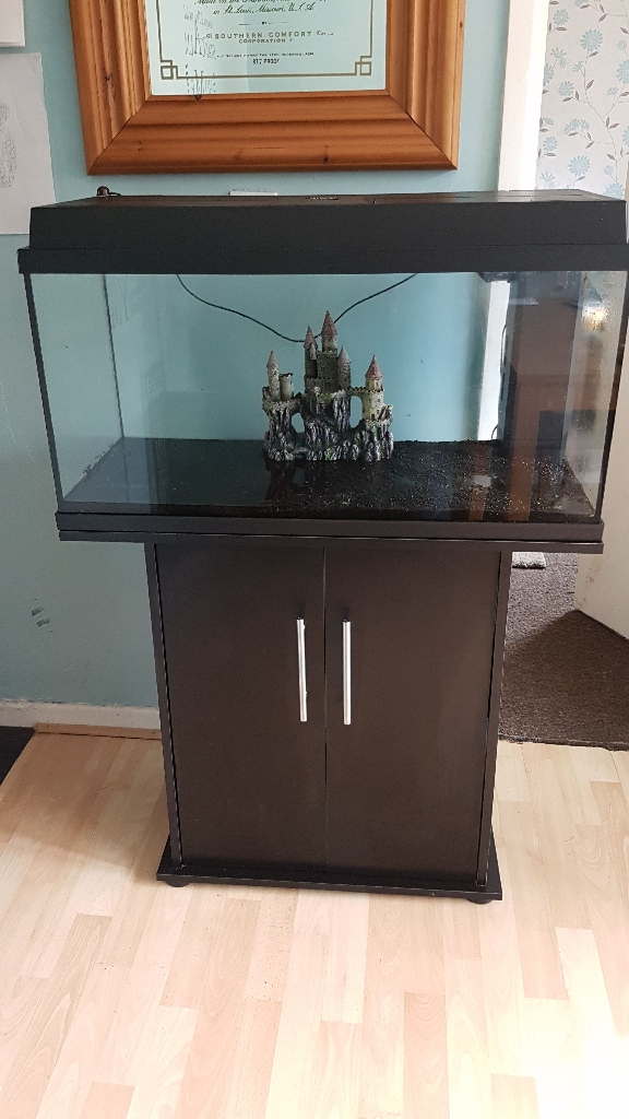 Jewel Rekord 800 aquarium