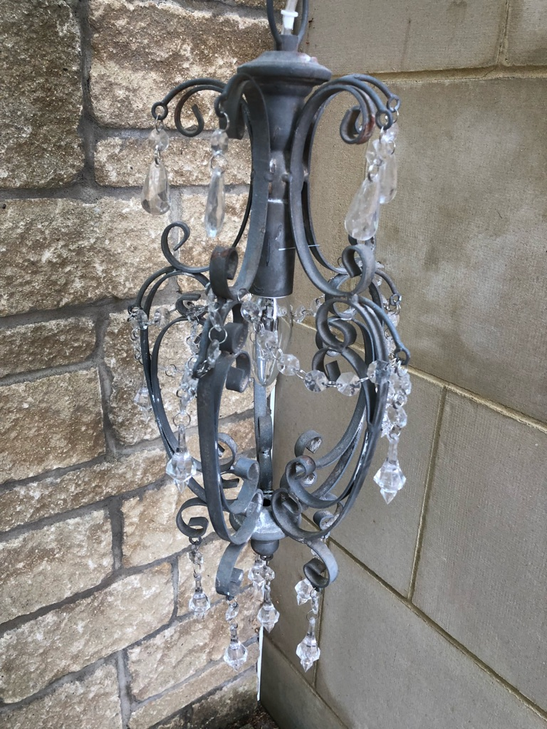 French style chandeliers from Cox & Cox