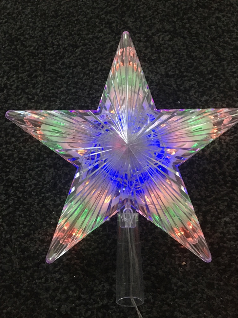 Tree topper led