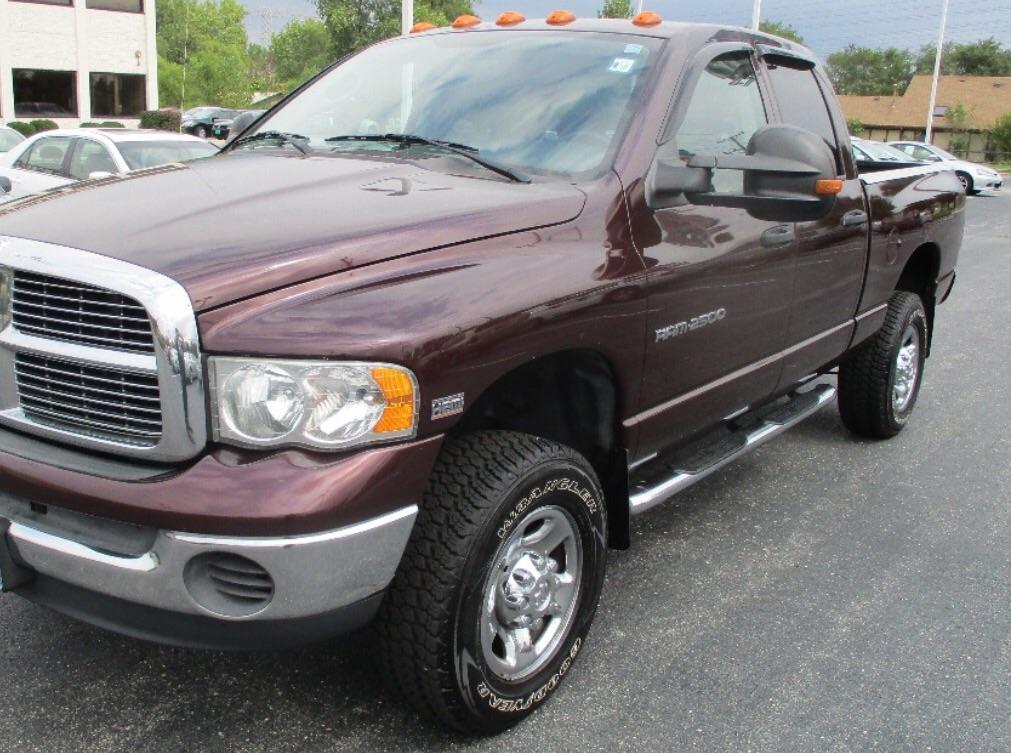 Dodge Ram 2500 2005- $500 down