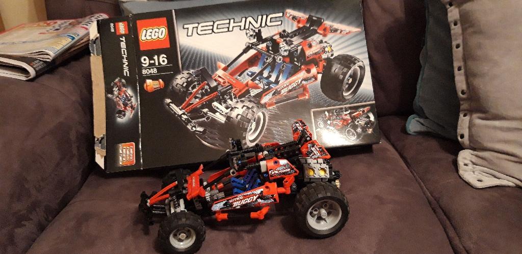 Lego technic 8048