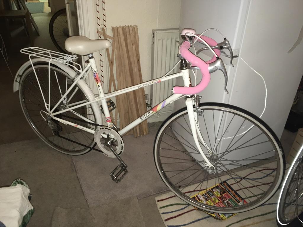 Vintage Raleigh Candice Bike