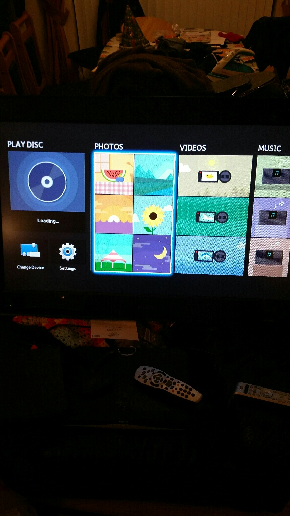 42 inch Philips tv hd