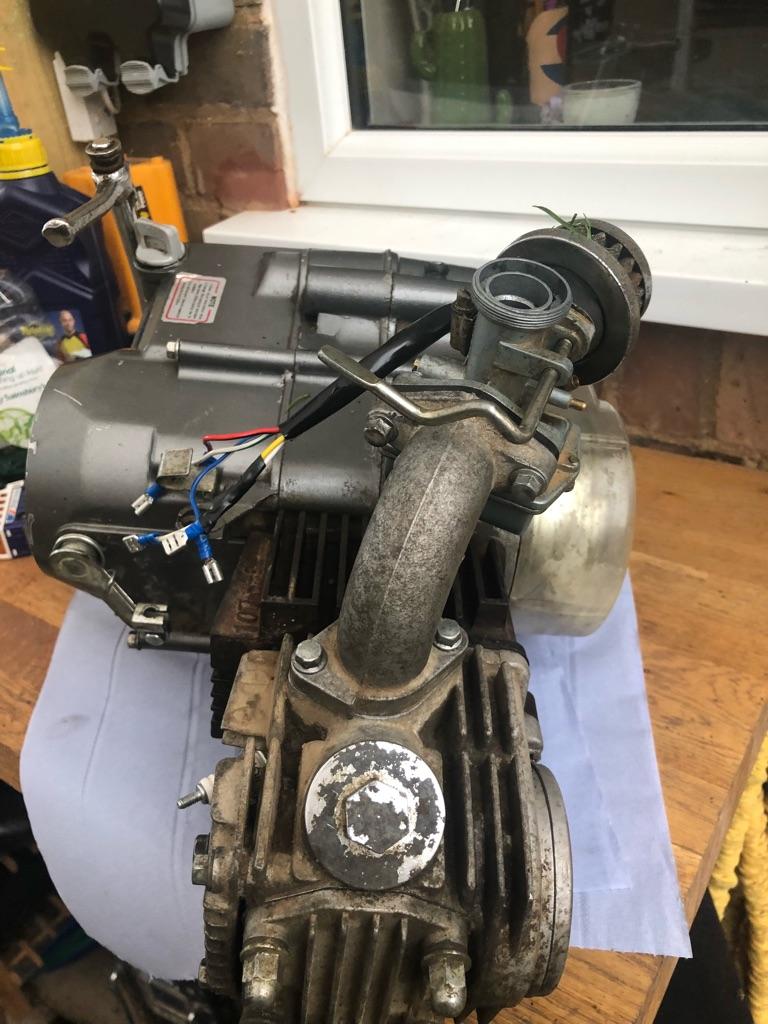 110cc Pitbike Engine