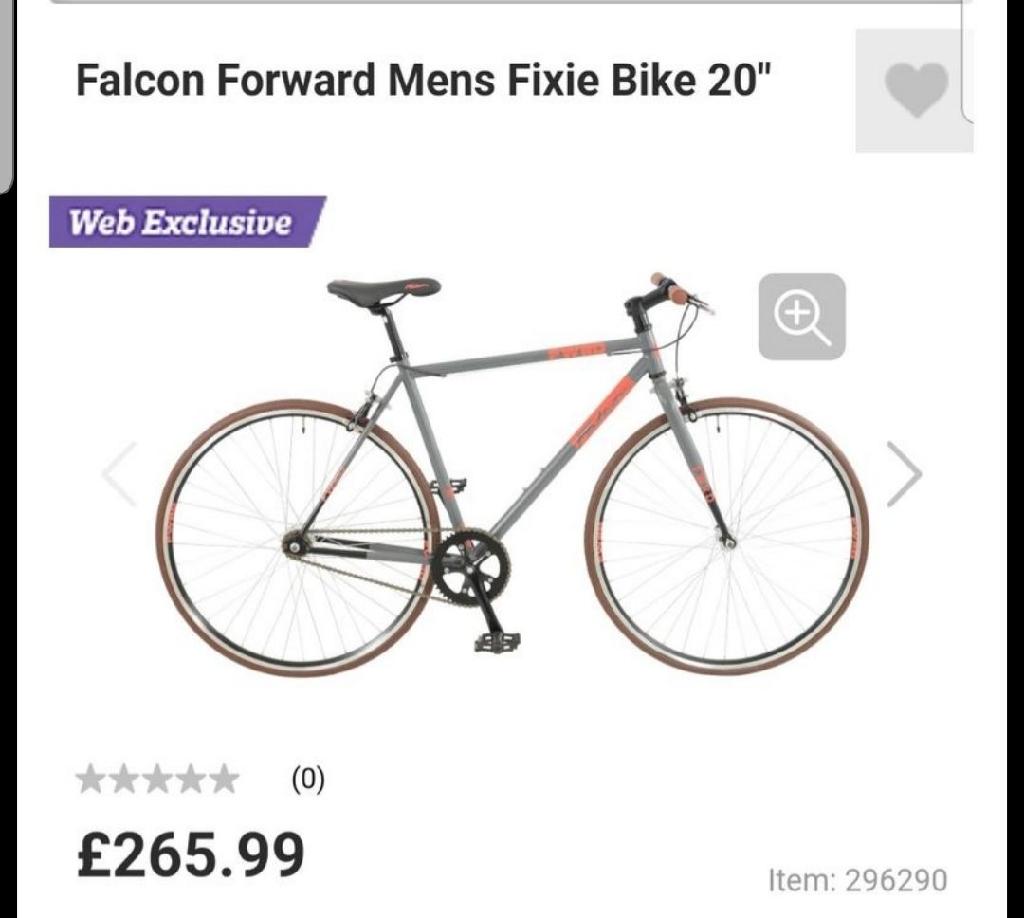 Falcon foward