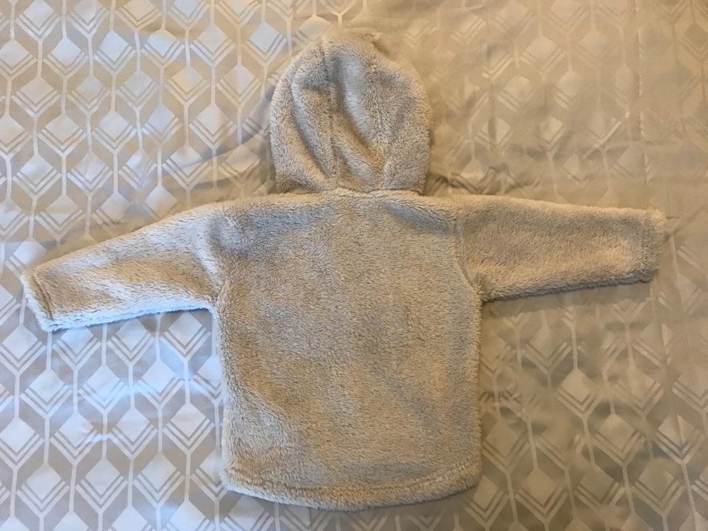 Free! Warm Coat & Fleece 12-18m