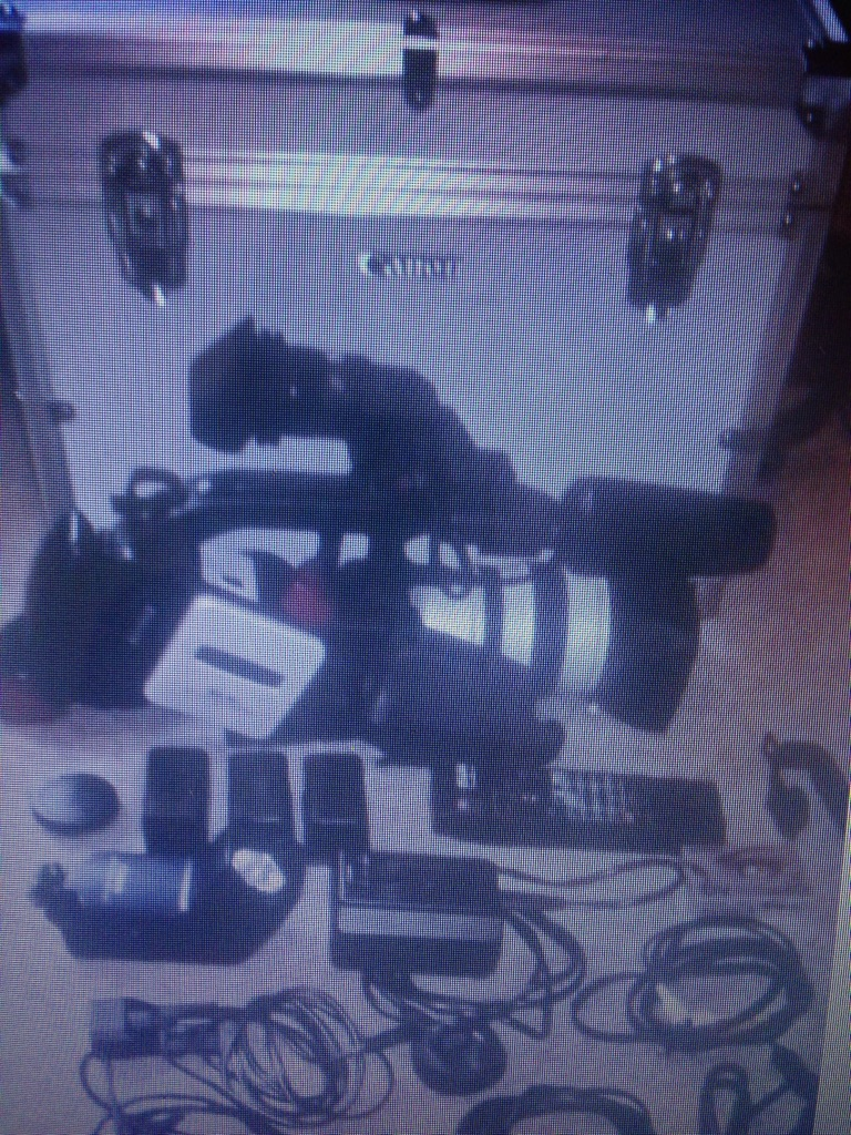 Canon DM-XL1s Video Camcorder