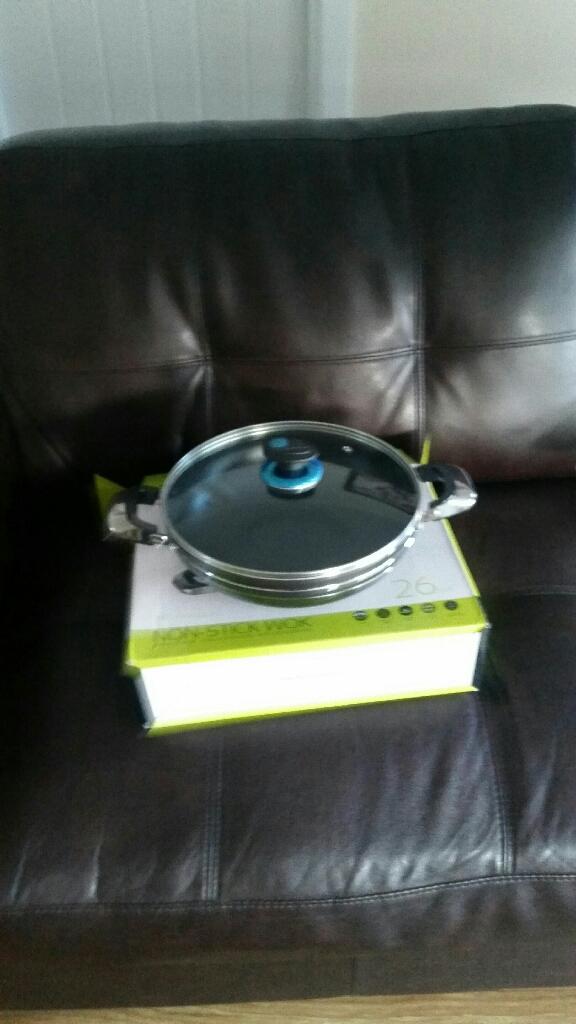 Wok/frying pan