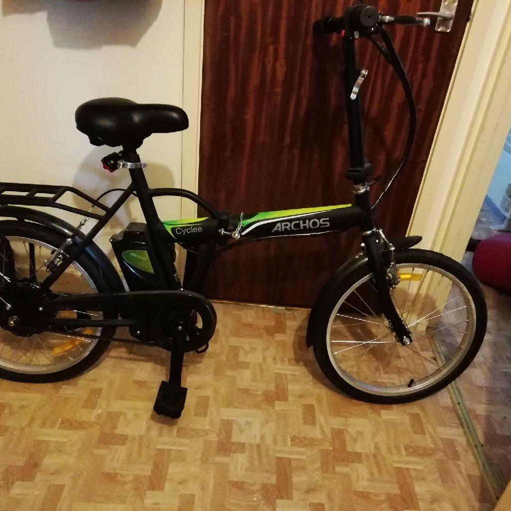 ARCHOS Cyclee folding E-bike