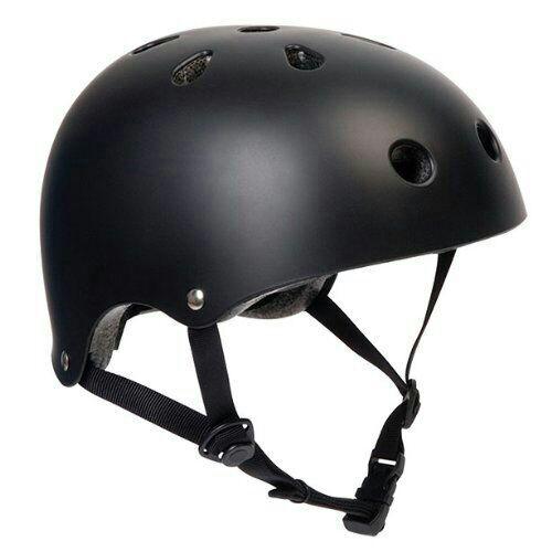 Black helmet 57-59 cm