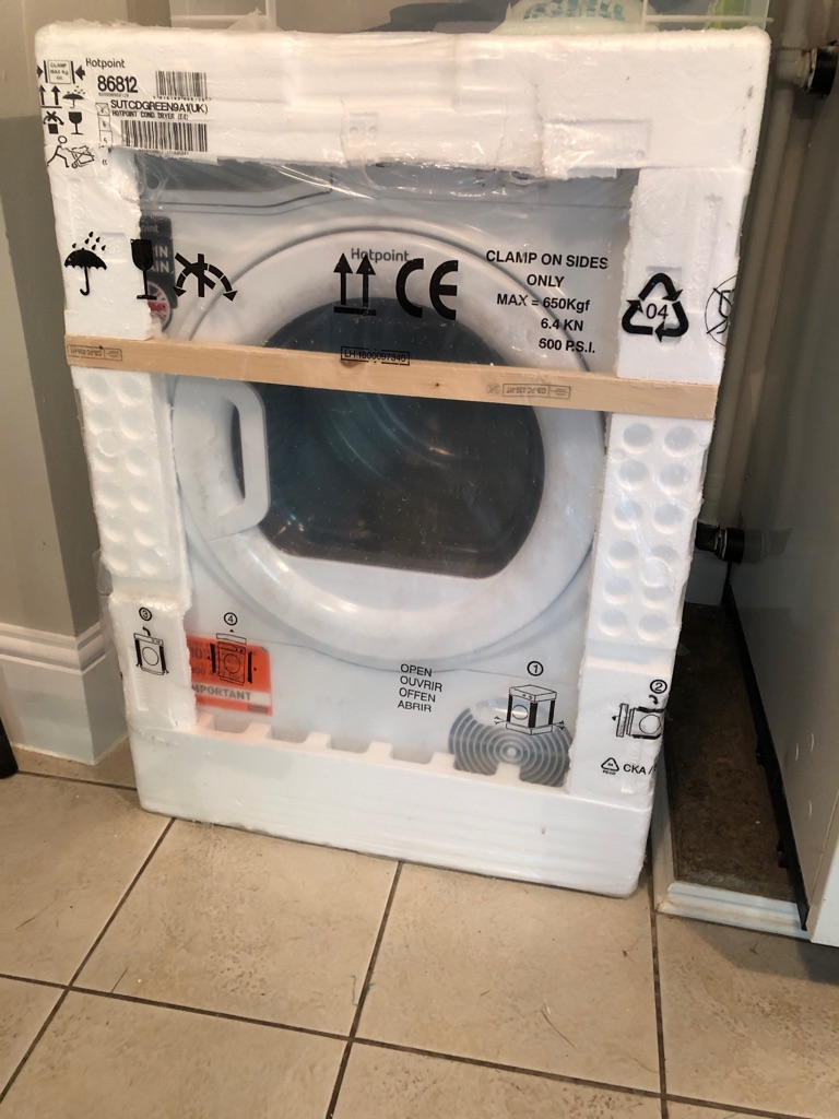 Hotpoint Condenser Tumble Dryer -  BRAND NEW