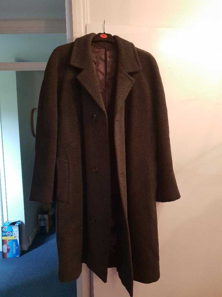 Brand New crombie overcoat
