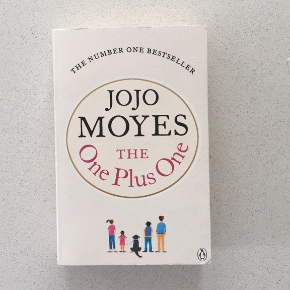 Jojo Moyes The one plus One