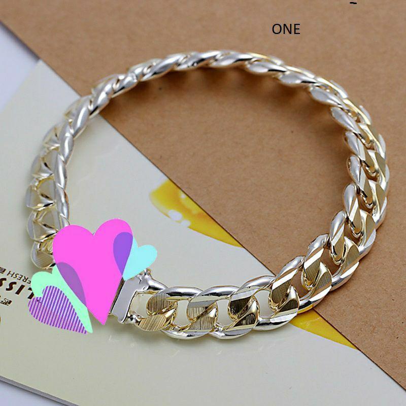 Men's 925 silver bracelet BRAND NEW