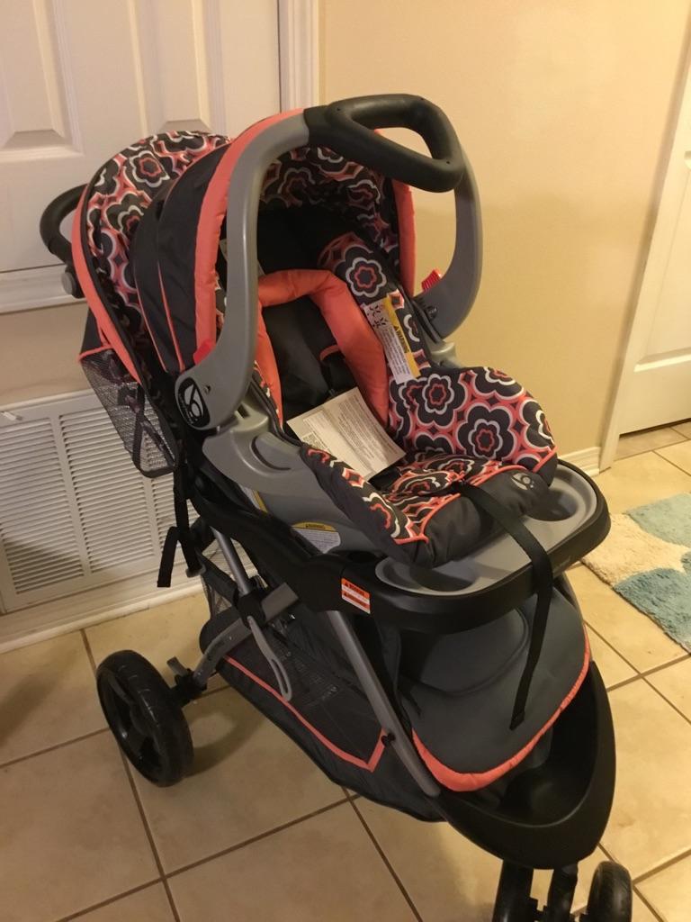 Car Seat/ Stroller Combo
