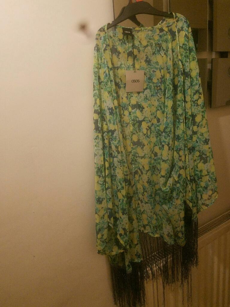 Brand new size 6 kimono