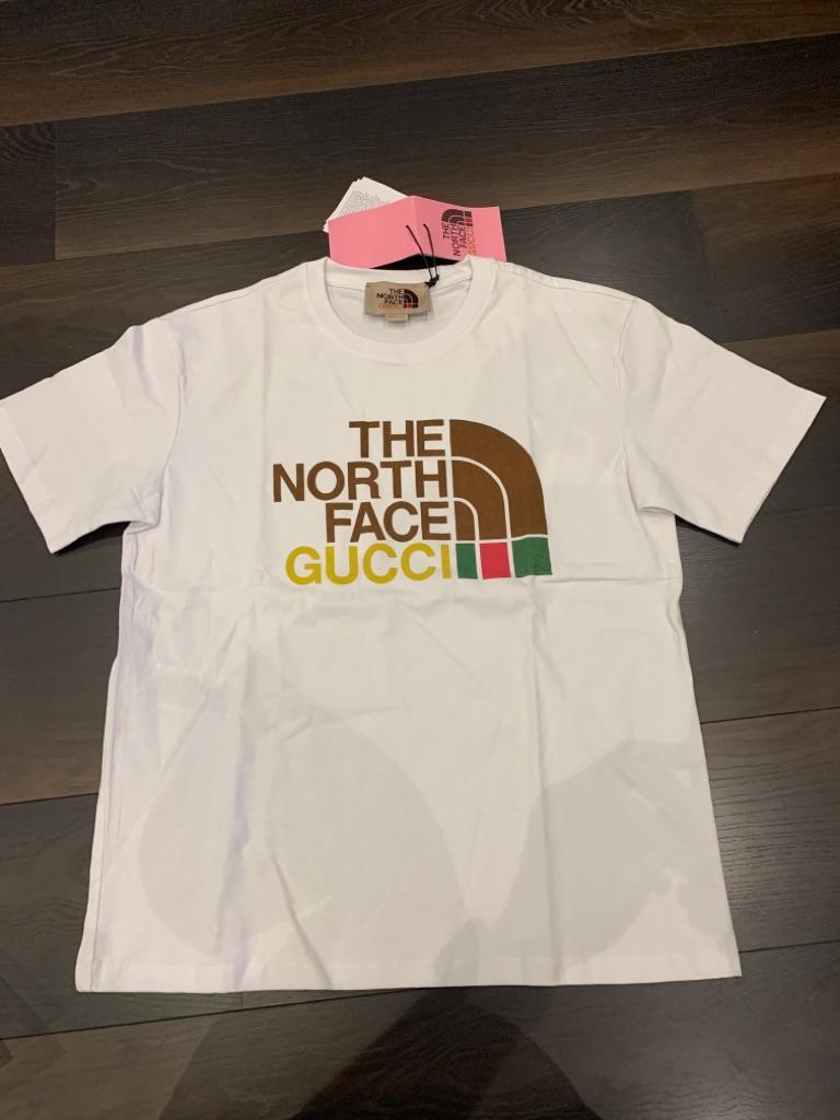 Gucci X North Face T shirt Limited edition Medium New