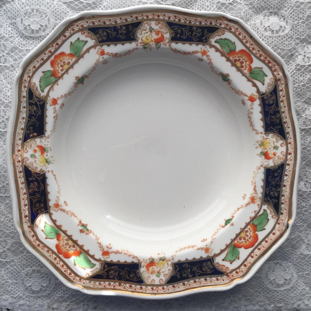 Antique Soup Bowl