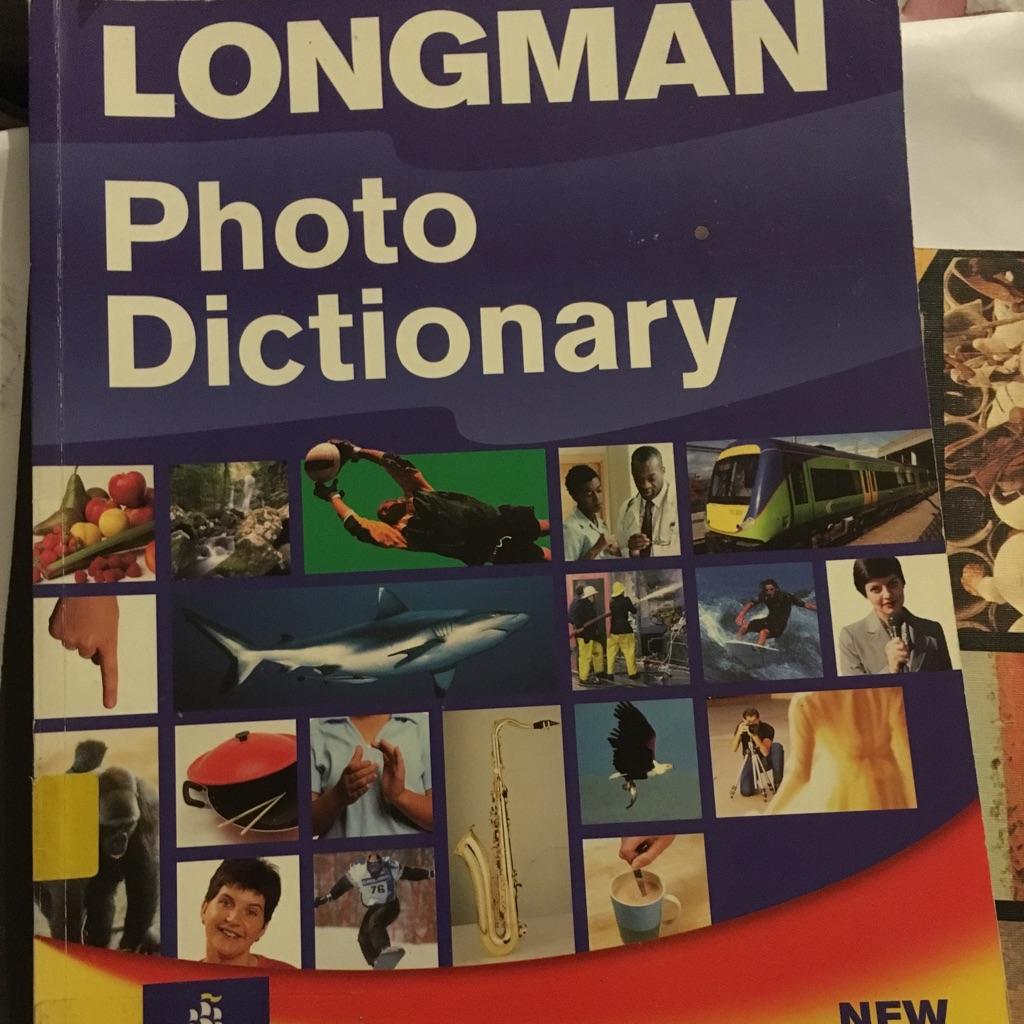 English photo dictionary