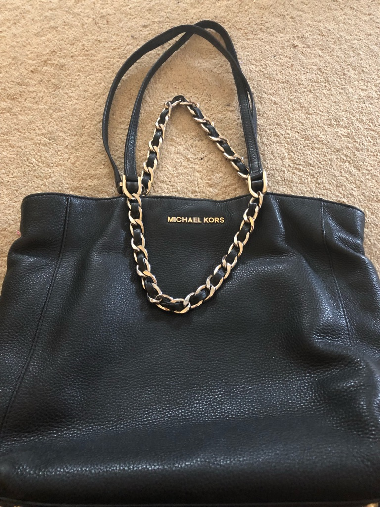 MICHAEL KORS BAG LEATHER GENUINE